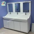 Évier de lavage des mains pour meubles d'hôpital et de salle d'opération