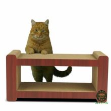 Cat Scratching Cardboard para Cat Play