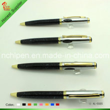 Novelty Leather Decorative Ballpoint Pen Gents Gift Items