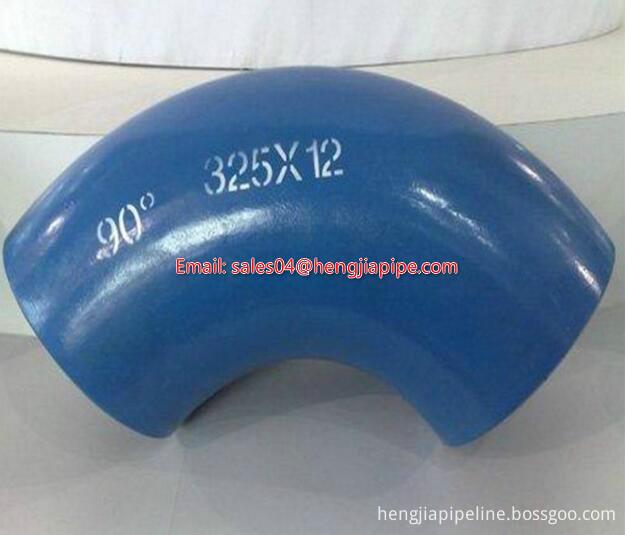 seamless pipe elbow STD