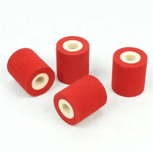 Diameter 36mm height 16mm hot solid ink roller in high temperature for sealer machines
