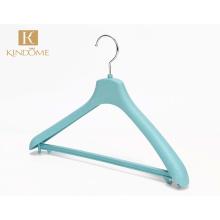 Best low price biodegradable coat plastic garment hanger