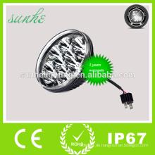 Heißes verkaufendes IP67 schwarzes geführtes Flutlicht 36W Punkt beem geführtes Licht