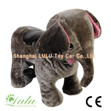 Online Exporter for Battery Operated Ride on Toys Zippy Ride Elephant export to France Factory