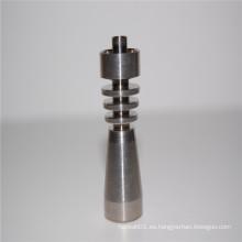 10mm clavos de titanio para la gente universal de fumar (ES-TN-048)
