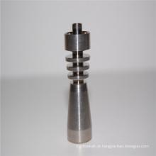 Prego Titanium Titanium de 10mm para povos universais de fumo (ES-TN-048)