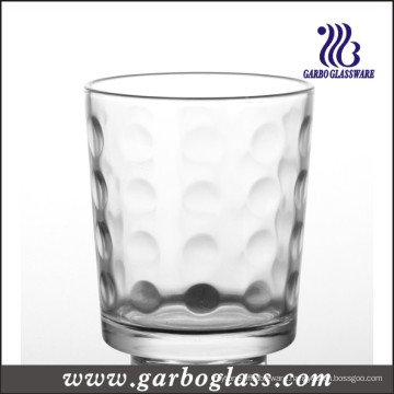 14oz DOT Designed Whisky Glass (GB029014YD)