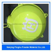 Neon Yellow Electrostatic Powder Coating and Paints
