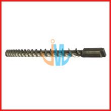 silicon rubber screw barrel for rubber machine