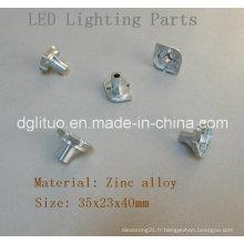 Éclairage LED Pièces moulées sous pression