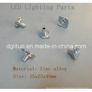 Iluminação LED peças de fundição