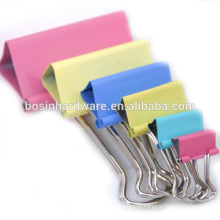 Fashion High Quality Metal Size Of Binder Clip