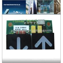 Детали лифта Schindler ID.NR.51918047 лифтовая доска