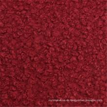 60% Polyester 40% Wolle aus Überzug Wollstoff