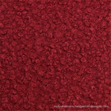 60% Полиэстер 40% Шерсть Шинель шерстяная ткань