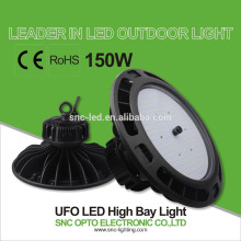 Lumileds chips, Meanwell driver,150w led UFO high bay light