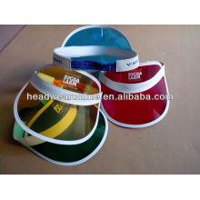 Pvc impressão sol visor