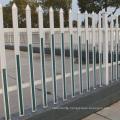 horizontal aluminum fence anti-climb fence