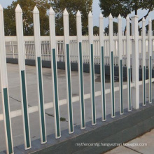 horizontal aluminum fence white picket fence