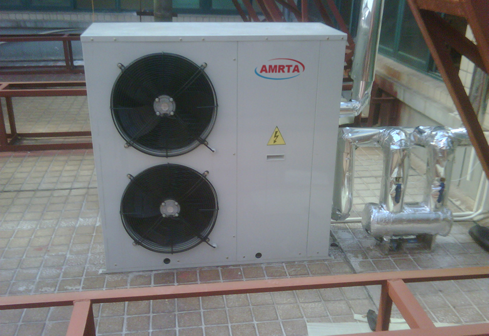 Side Discharge Air Cooled Water Chiller