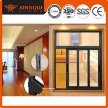 Nouveaux produits sur les cadres de fenêtres en aluminium de Chine Market
