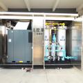 Purificación de nitrógeno 99.995% con CE compatible