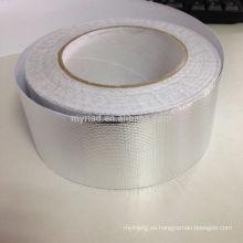 Hoja de aluminio Cinta termoaislante, aislante térmico de aluminio cinta de aislamiento