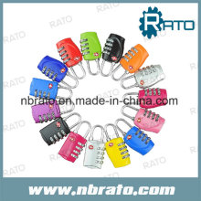 Colorful Luggage Bag Tsa Lock