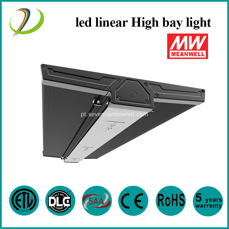 200W Warehouse Led High Bay Fixtures