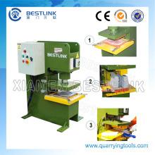 Hydraulische Steinpressmaschine für Resteverwertung