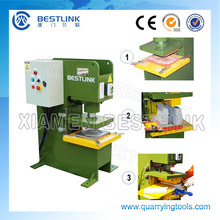 Hydraulic Stone Pressing Machine for Leftovers Recycling