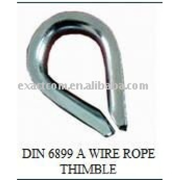 6899A wire rope thimbles