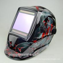 El más nuevo diseño de oscurecimiento automático casco de soldadura