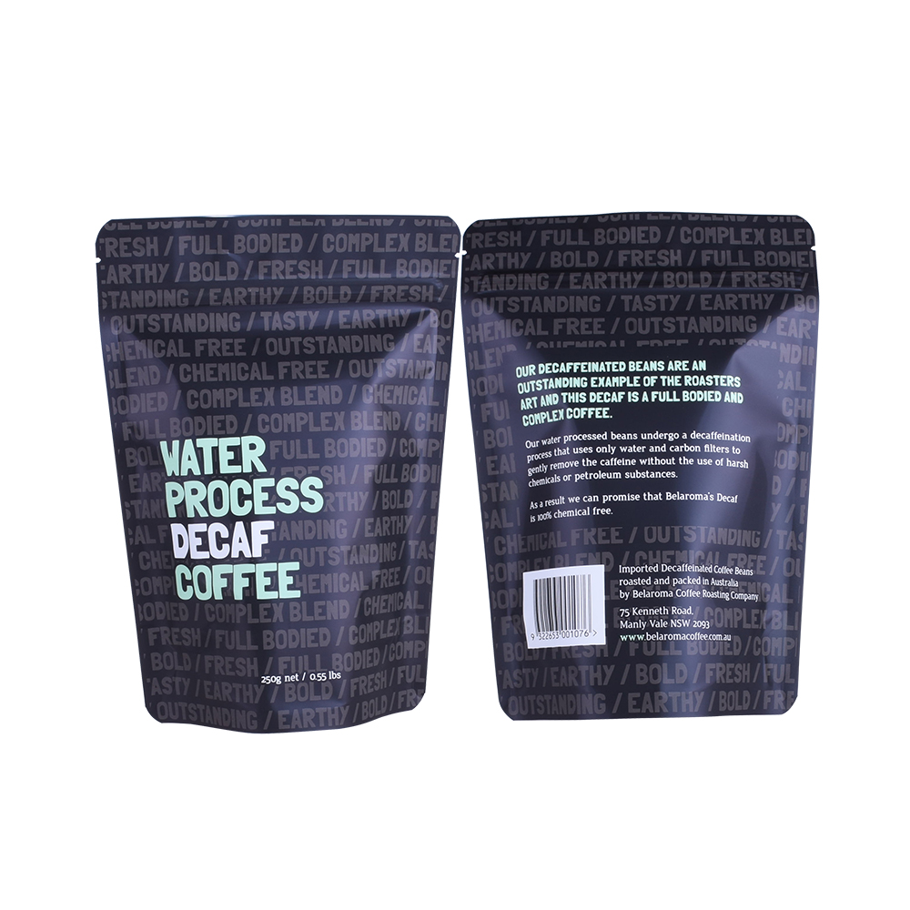 Matte Coffee Bag
