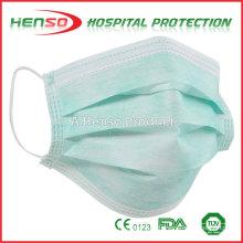 HENSO 3ply Chirurgische Gesichtsmaske