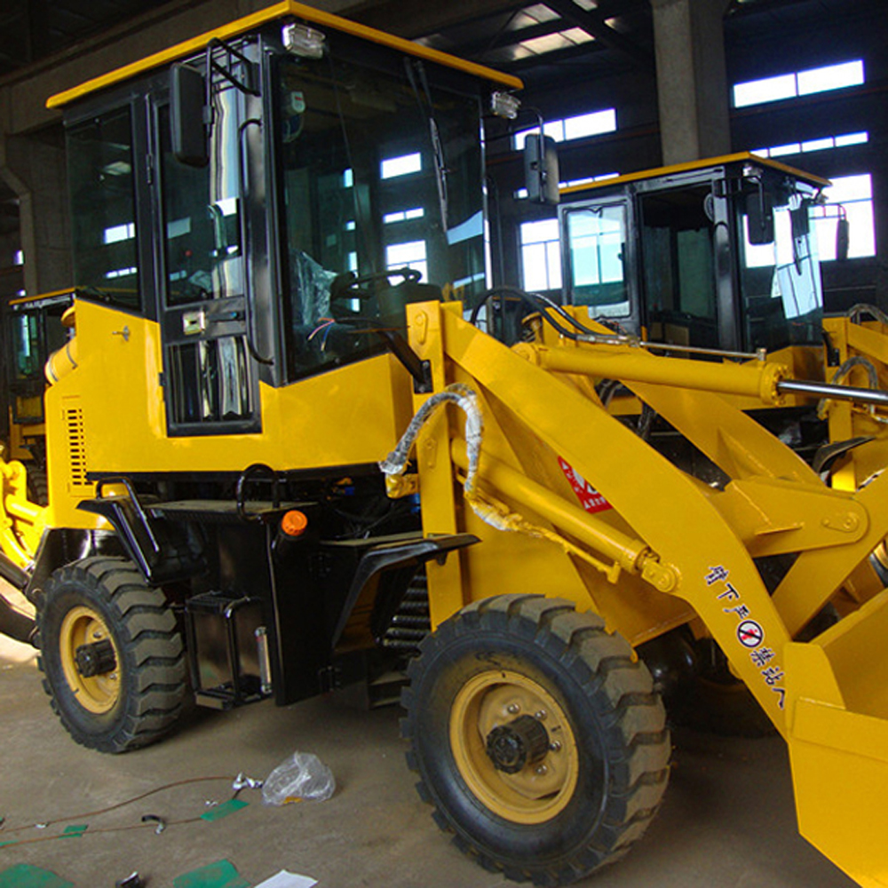 2.Mini Backhoe (2)