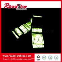 Cinturón de seguridad reflectante ajustable