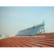 Calentador de agua de energía solar cerámico no presurizado
