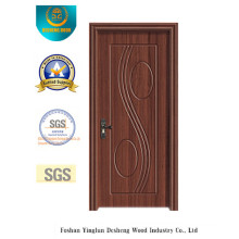Water Proof MDF Door for Room with Solid Wood (xcl-020)