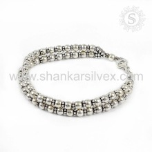 Ethnic Silver Jewelry Bracelet Online Silver Jewelry Wholesale