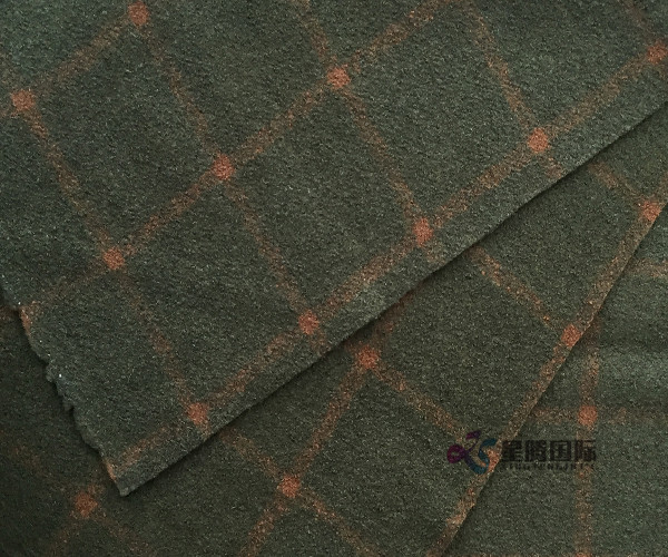 80% Wool 20% Nylon Fabric