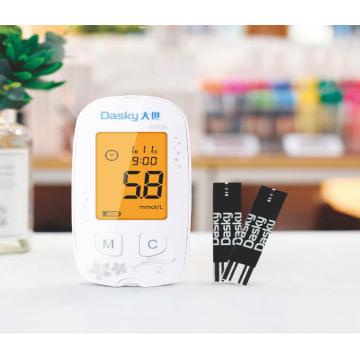 Medidor de glicose no sangue para telefone