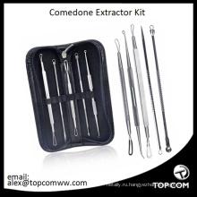 Набор инструментов для удаления экстрактора прыщей от угрей