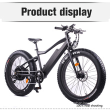 Motorlife 36v 350w /48v 1000w fat tyre electric bike/ fat tire electric bike/best seller in 2017/electric snow bike 27 speed