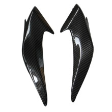 100% Original for Carbon Fiber Motorbike Sprocket Cover carbon fiber parts Headlight covers supply to Russian Federation Manufacturers