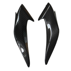 carbon fiber pieces Headlight Covers