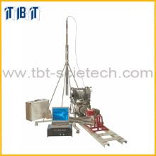 Sistema de detección JJC-1D para perforación de pila de hormigón