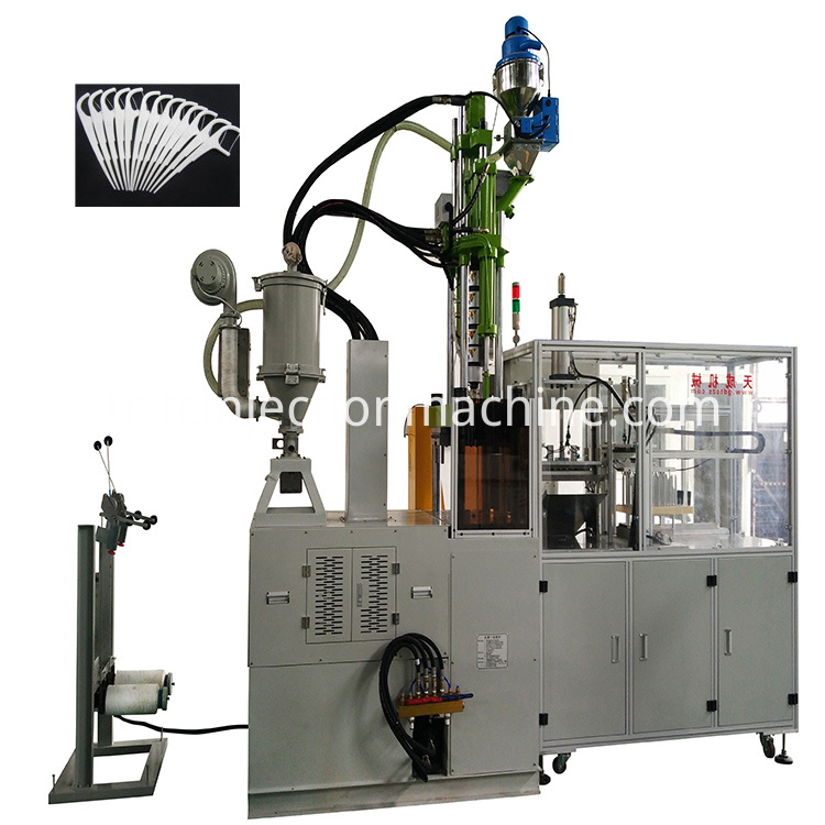 toothpick injection machine