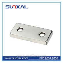 Strong Permanent rare earth Neodymium door holder magnet