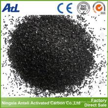 carbone activé à la vapeur de charbon de bambou
